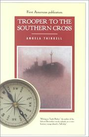 TROOPER TO THE SOUTHERN CROSS by Angela Thirkell