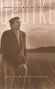 UPDIKE by William H. Pritchard