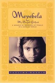 MEYEBELA by Taslima Nasrin