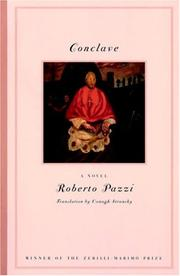 CONCLAVE by Roberto Pazzi