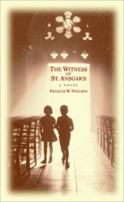 THE WITNESS OF ST. ANSGAR'S by Francis W. Nielsen