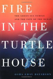 FIRE IN THE TURTLE HOUSE by Osha Gray Davidson