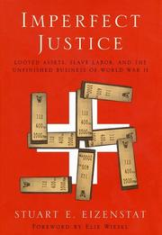 IMPERFECT JUSTICE by Stuart E. Eizenstat