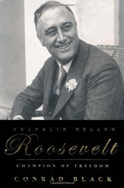 Cover art for FRANKLIN DELANO ROOSEVELT