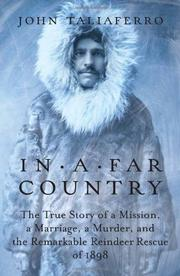 Cover art for IN A FAR COUNTRY