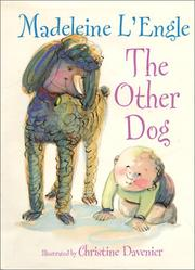 Book Cover for THE OTHER DOG