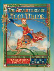 Cover art for THE ADVENTURES OF TOM THUMB