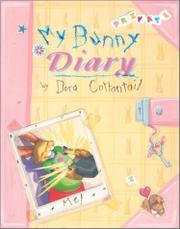 Book Cover for MY BUNNY DIARY