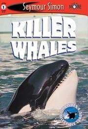 KILLER WHALES by Seymour Simon