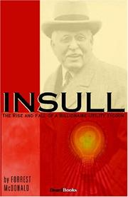 INSULL by Forrest McDonald
