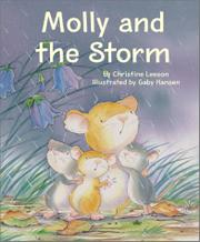 MOLLY AND THE STORM by Christine Leeson