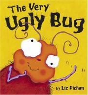 Cover art for THE VERY UGLY BUG