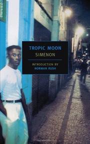 TROPIC MOON by Simenon