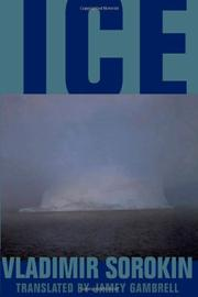 ICE by Vladimir Sorokin