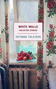 Book Cover for WHITE WALLS