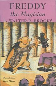 FREDDY THE MAGICIAN by Walter R. Brooks