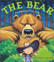 Cover art for THE BEAR