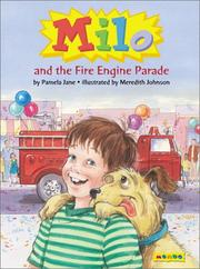 Cover art for MILO AND THE FIRE ENGINE PARADE