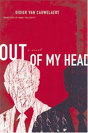 Cover art for OUT OF MY HEAD