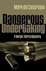 Cover art for DANGEROUS UNDERTAKING