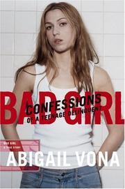 BAD GIRL by Abigail Vona