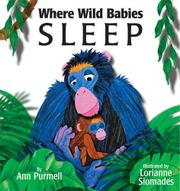 WHERE WILD BABIES SLEEP by Ann Purmell