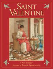 SAINT VALENTINE by Ann Tompert