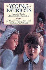YOUNG PATRIOTS by Marcella Fisher Anderson