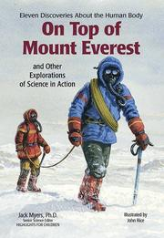 ON TOP OF MOUNT EVEREST by Jack Myers