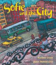 SOFIE AND THE CITY by Karima Grant