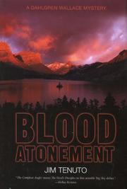 BLOOD ATONEMENT by Jim Tenuto