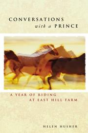 CONVERSATIONS WITH A PRINCE by Helen Husher