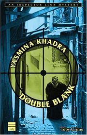 DOUBLE BLANK by Yasmina Khadra