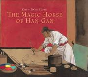 Cover art for THE MAGIC HORSE OF HAN GAN