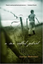 A SON CALLED GABRIEL by Damian McNicholl