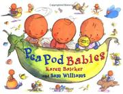 Book Cover for PEA POD BABIES