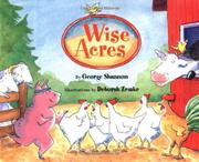 WISE ACRES by George Shannon