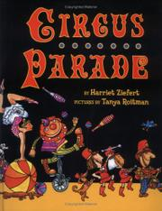 CIRCUS PARADE by Harriet Ziefert