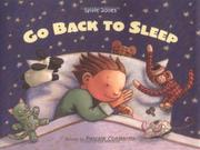 GO BACK TO SLEEP by Sylvie Jones