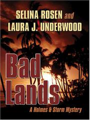 BAD LANDS by Selina Rosen