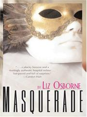MASQUERADE by Liz Osborne