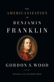 Book Cover for THE AMERICANIZATION OF BENJAMIN FRANKLIN