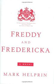 Cover art for FREDDY AND FREDERICKA
