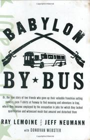 BABYLON BY BUS by Ray Lemoine