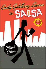 Book Cover for EMILY GOLDBERG LEARNS TO SALSA