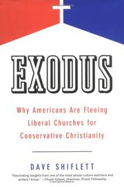 EXODUS by Dave Shiflett