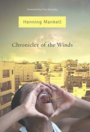 Cover art for CHRONICLER OF THE WINDS