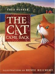 THE CAT CAME BACK by Fred Penner