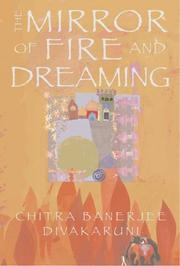 Cover art for THE MIRROR OF FIRE AND DREAMING