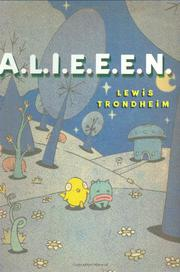 Book Cover for A.L.I.E.E.E.N.